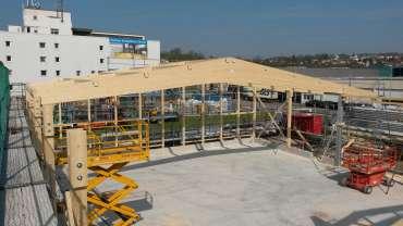 Hallen & Industriebau